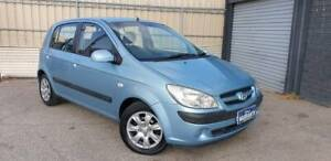 2006 Hyundai Getz Holden Hill Tea Tree Gully Area Preview