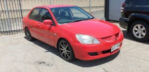 2005 Mitsubishi Lancer ES Holden Hill Tea Tree Gully Area Preview