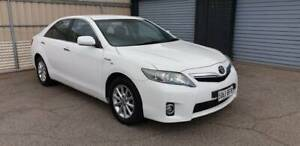 2010 Toyota Camry HYBRID Automatic Sedan Holden Hill Tea Tree Gully Area Preview