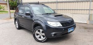 2008 Subaru Forester XT PREMIUM Holden Hill Tea Tree Gully Area Preview