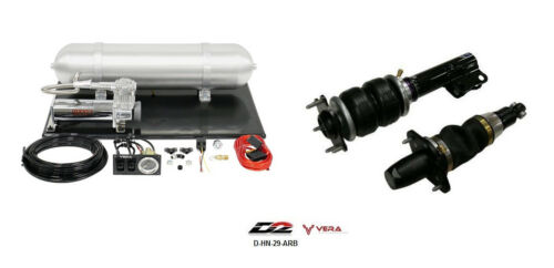 D2 Air Struts + Vera Basic Air Suspension For 2007-2011 Crv Fwd Awd  D-hn-29-arb