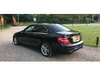 2013 Mercedes Benz C350 CDI AUTOMATIC *BARGAIN!!!* not 535d bmw audi c220 s3 gti dsg