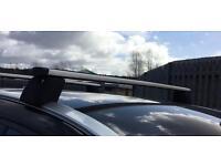 Volvo XC60 aero roof bars