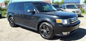 2012 Ford Flex SE 3.5L V6 7 Pass Low KM'S & Low Payments!!