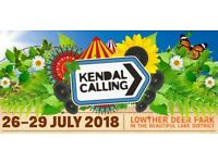 Kendal Calling Tickets for Sale
