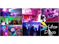D-LITES DISCO Mobile DJ/VJ/DISCO
