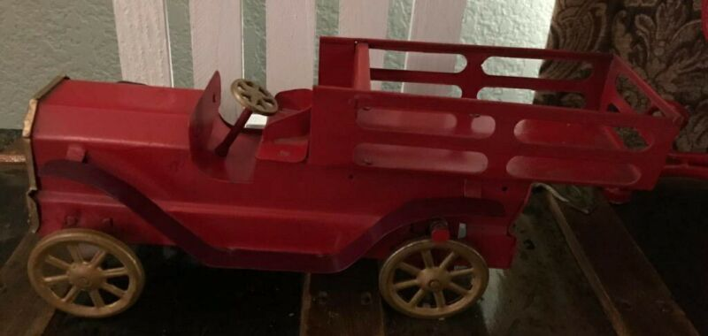 Antique Toy Hill Climber