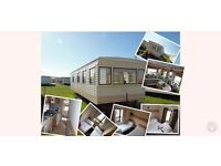 Towyn North Wales 8 Berth Caravan to let - Edwards Leisure Park LL22 9HY