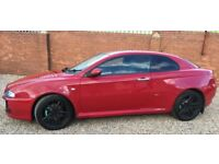 Nice Clean Alfa Romeo GT Cloverleaf JTDM 2008...58 Only 2 owners from new.