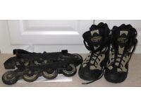 "Hypno Inline Skates (""Rollerblades"") for women, UK size 6"