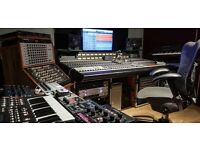 Music Producer - Composer - Mixing Engineer. Great rates, amazing location and an online service!