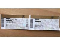 2 x Aintree Ladies Day tickets festival zone