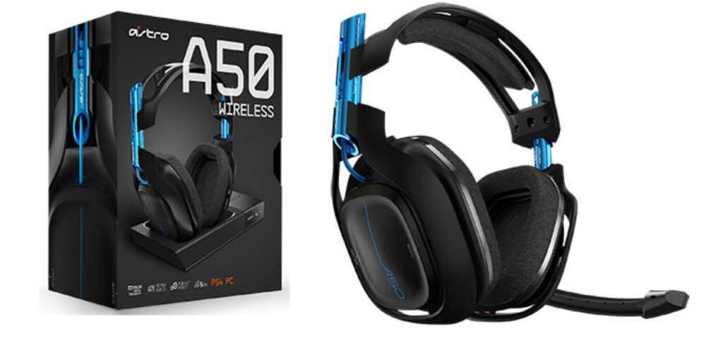 Headphones Astro A50