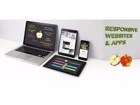 Web & graphic design, Web Development, 3D floor plans, Flip books, Online shops