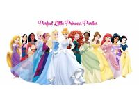 Perfect Little Princess Parties - The Perfect Party For Your Little Princess!