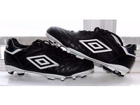 Umbro Football boots size 8 uk