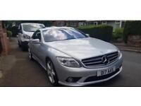 Mercedes Benz AMG CL500 5.5 Special Edition