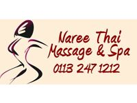 Naree thai massage and spa in Leeds