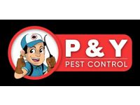 AFFORDABLE PRICE Pest Control for Mice, Rat, Bedbugs, Cockroaches, Ants