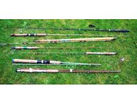 FISHING TACKLE & RODS