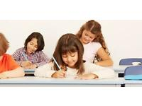 Tuition classes for English , Urdu , law ,math