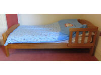 Mothercare toddler bed