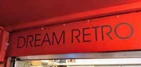 Jazz records on sale atDream Retro vintage