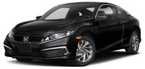 2019 Honda Civic LX Coupe LX CVT