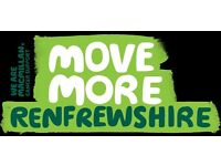 Motivator Volunteer with Macmillan @ Move More Renfrewshire