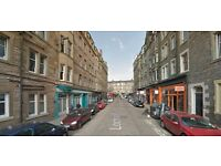 2-bedroom ground floor flat situated at Lochrin Place (Tollcross area)