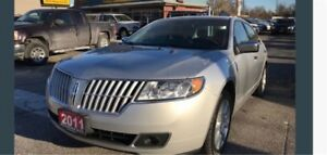 2011 Lincoln MKZ AWD SUPER CLEAN safety included