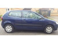 Volkswagen Polo 1.2 2008 great condition full servis history