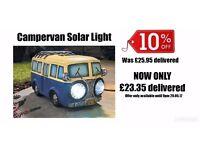 10% OFF Campervan Solar Lights - Sale ends 9pm 29.05.2017