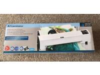 Brand new boxed A3 laminator
