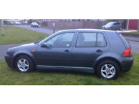 Collectable 1998 VW GOLF 1.6 Special Edition 5DR MK4 86000 miles! SUPERB CONDITION Lady owner