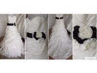 Signature Plus high quality wedding dress US 18 , UK size 20/22
