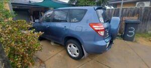Toyota RAV4 auto . One previous owner.