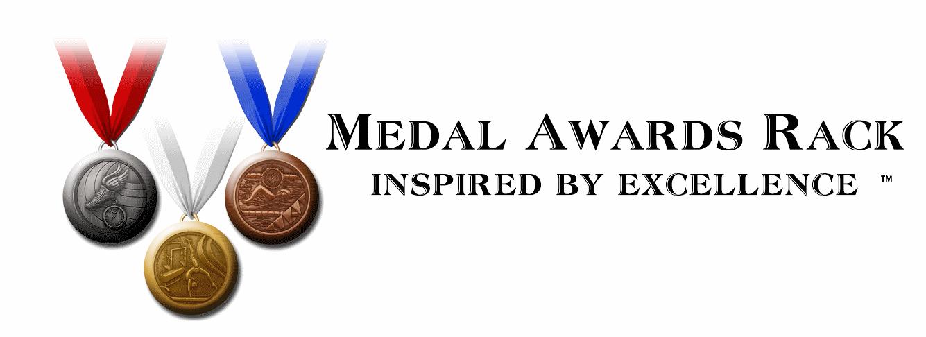 Premier Award Medal Racks