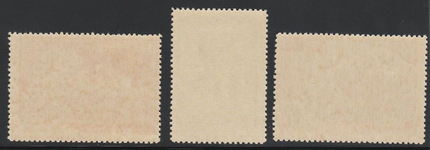 RUSSIA YEAR 1955 SC 1761-1763 MNH LENIN 1st. Printing.