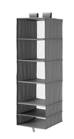 Ikea Skubb Storage Hanging Shelves Clothes Organisers