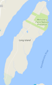 Looking for waterfront land on Long Island, Kennebecasis River