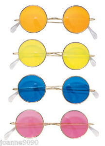 OZZY-JOHN-LENNON-ROUND-70s-GLASSES-HIPPY-HIPPIE-FANCY-DRESS-COSTUME-ACCESSORY