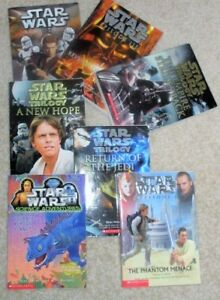 ++ STAR WARS ++ Scholastic Junior Series