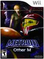 Metroid Other M Wii Game