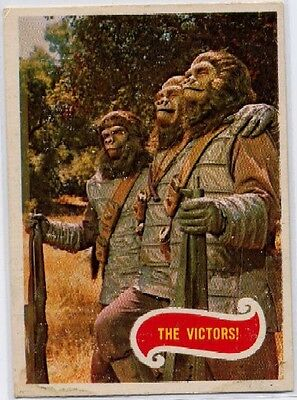 Planet of the Apes Trading Cards: TV Show or Movie?