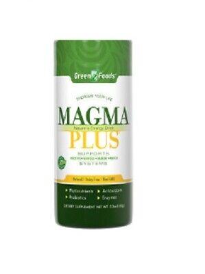 Green Magma Plus Green Foods 5.3 oz Powder