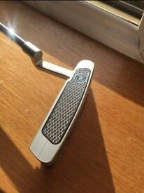 Odyssey Number 1 W Works Tank Putter