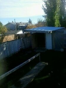 Insolated Shed for storage or a tool storage or anything