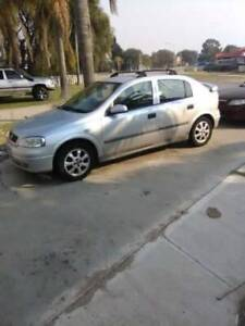 Holden Astra $700 Registration must be payed asap(in grace period)