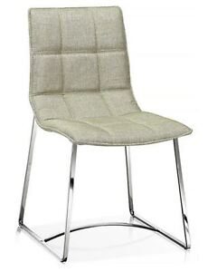 Dining Chair - Silver Fox Color